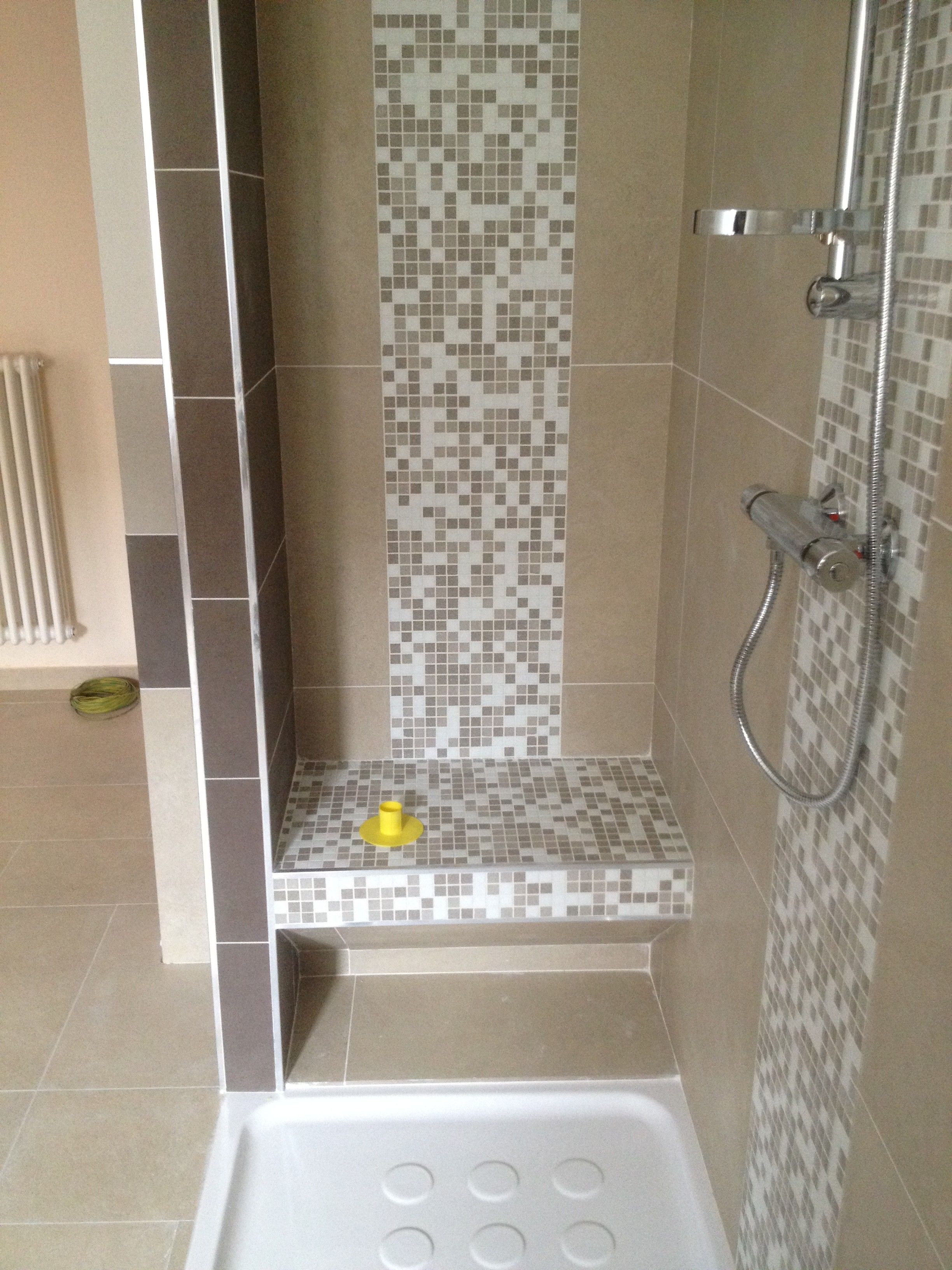 Pin doccia in muratura on pinterest - Bagno turco in muratura ...